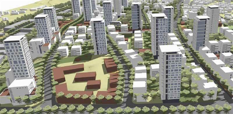 Ramat Eliyahu Rishon Lezion  / Imagin: Naama Malis Architects , ira prohorov