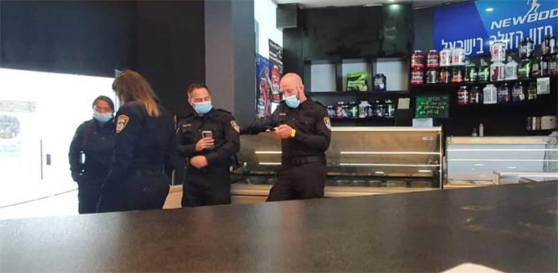 מרד חדרי הכושר: שוטרים פושטים על חדרי כושר ברחבי הארץ / צילום: תמונה פרטית