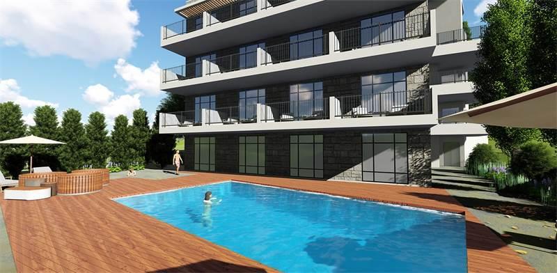 הדמיית המלון החדש בצפת / צילום: אדריכל מתתיהו אבשלומוב