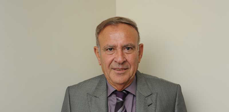 פרופ' דני פפרמן, הסטטיסטיקן הראשי / צילום : איל יצהר