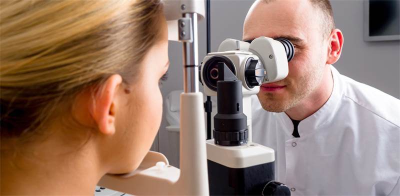 Ophthalmology / Photo: Shutterstock