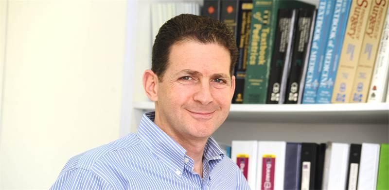 Dr. Eyal Zimlichman  / Photo: Tamar Matsafi, Globes
