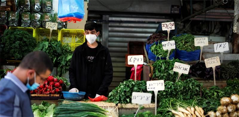 Carmel Market  / Photo: Amir Cohen Reuters , Reuters