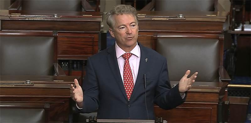 הסנאטור ראנד פול / צילום: AP