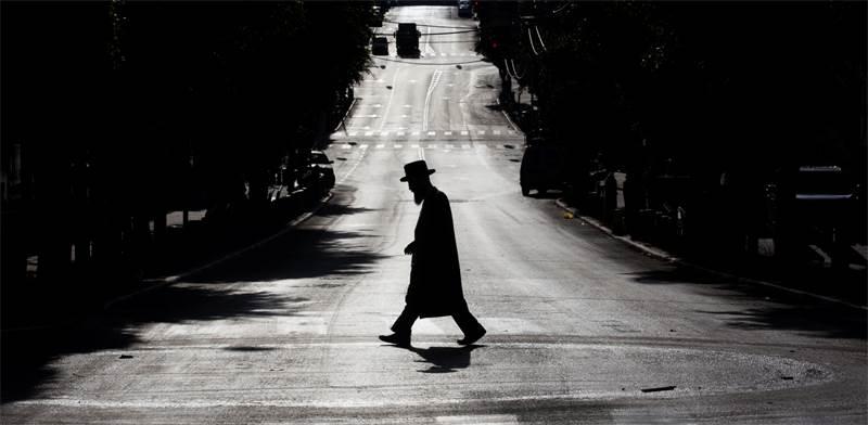 פסח בישראל בצל הקורונה / צילום: AP
