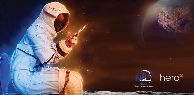 """איור התחרות, מהאתר של נאס""""א / צילום: צילום מסך, גלובס"""