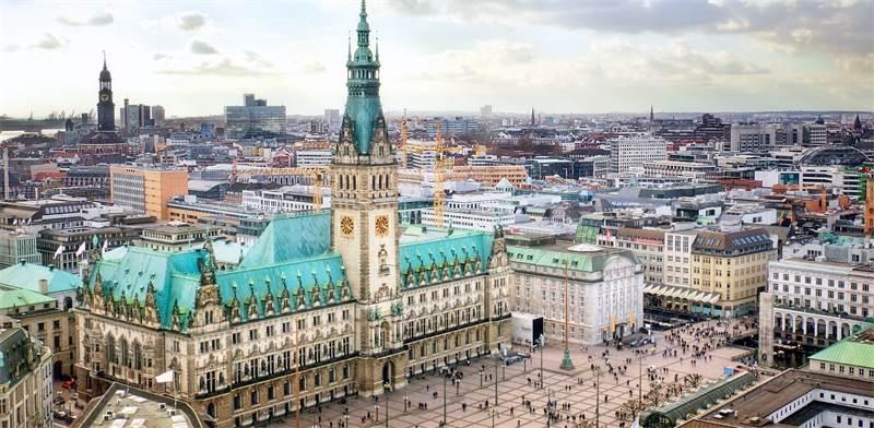 בניין העירייה בהמבורג, גרמניה / צילום: שאטרסטוק