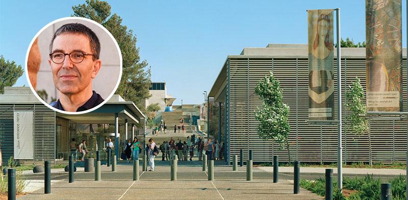 """מוזיאון ישראל. בעיגול: עידו ברונו, מנכ""""ל המוזיאון / צילום: באדיבות מוזיאון ישראל"""