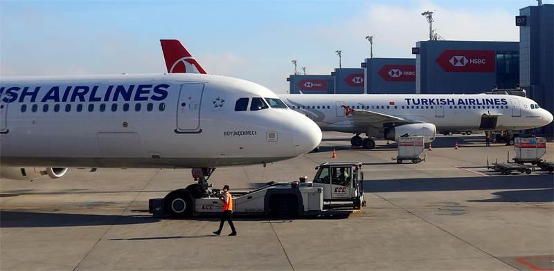שדה התעופה באיסטנבול / צילום: AMR ABDALLAH DALSH, רויטרס