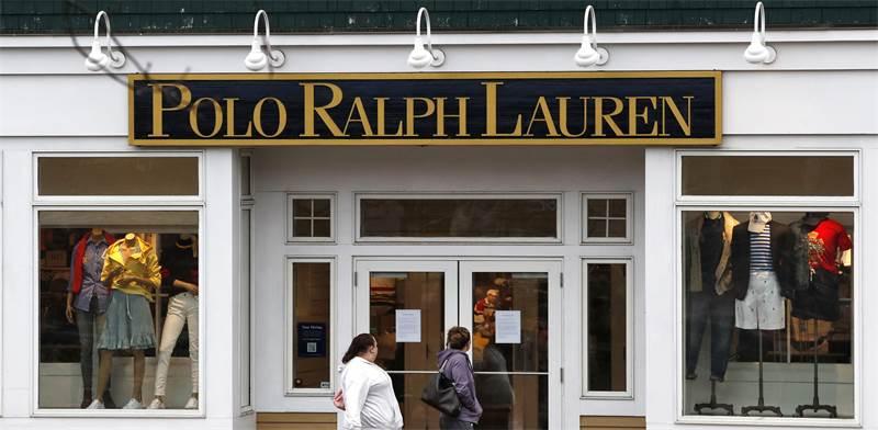 חנות סגורה של ראלף לורן במיין בימי קורונה / צילום: Robert F. Bukaty, AP