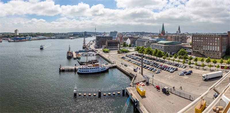 הנמל בעיר הגרמנית קיל / צילום: שאטרסטוק