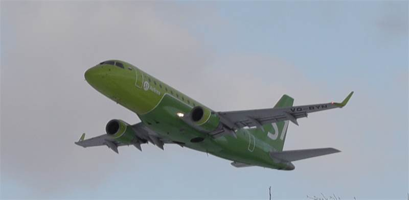 S7 Airlines  / Photo: Reuters: Tatyana Makeyeva, Reuters