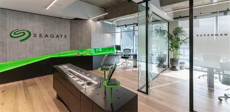 מרכז החדשנות של סיגייט בתל אביב / צילום: Studio Hazak