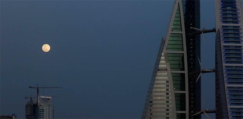 Bahrain World Trade Center, Manama / Photo: Hamad I Mohammed, Reuters