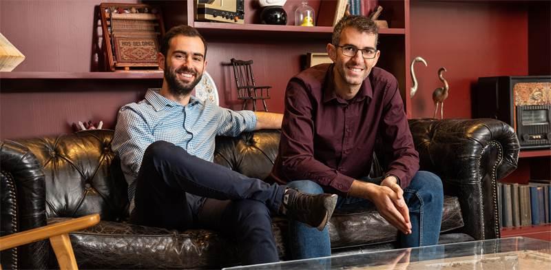 Epsagon founders  / Photo: Aviv Kurt