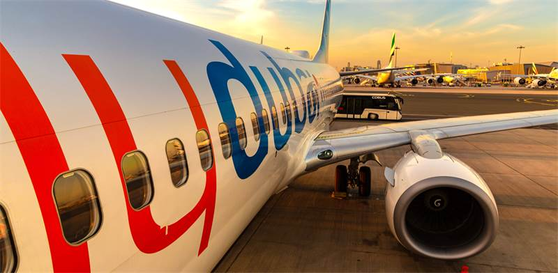 FlyDubai  / Photo: Shutterstock