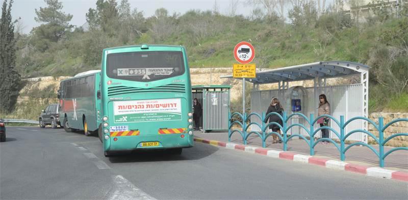 תחבורה ציבורית / צילום: איל יצהר, גלובס