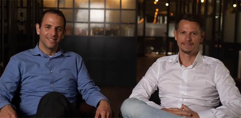 זוהר פוקס ואורי לדרמן, מייסדי אורורה לאבס / צילום: אורורה לאבס