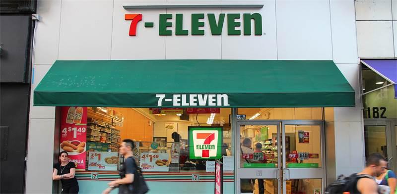 7-Eleven / Photo: Shutterstock
