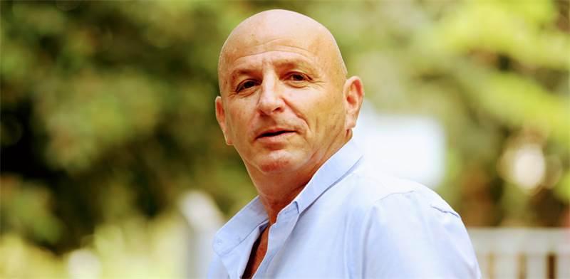 """מיקי גליה, מנהל חברת ניהול נכסים ומתווך נדל""""ן / צילום: שלומי יוסף, גלובס"""