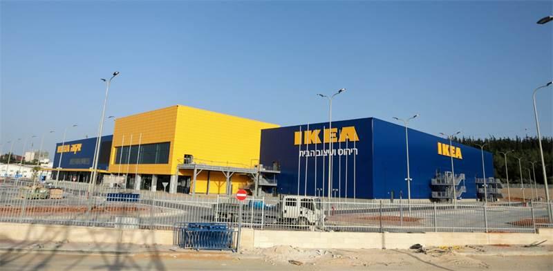 IKEA Eshtaol / Photo: Shlomi Yosef , Globes
