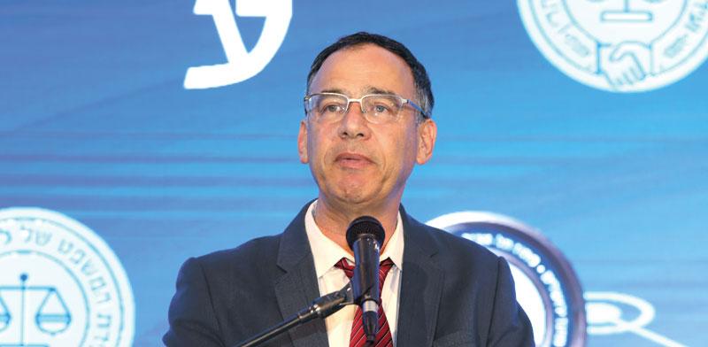 """פרקליט המדינה לשעבר, עו""""ד שי ניצן / צילום: כדיה לוי"""