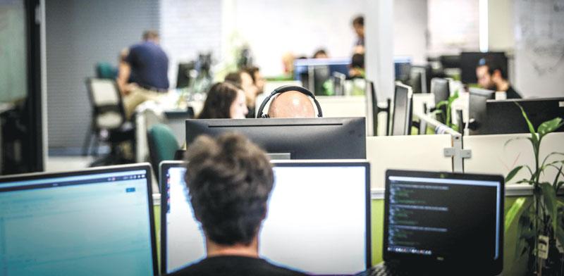 משרדי JFrog, אחת מחברות הפורטפוליו של אינסייט /  צילום: שלומי יוסף, פליקר