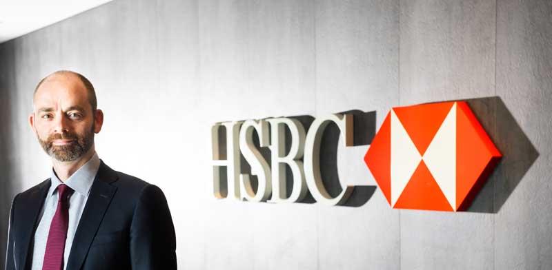 וויליאם סלס, אסטרטג ההשקעות הראשי בחטיבת הבנקאות הפרטית של של בנק HSBC IPTC / צילום: ג'וזף