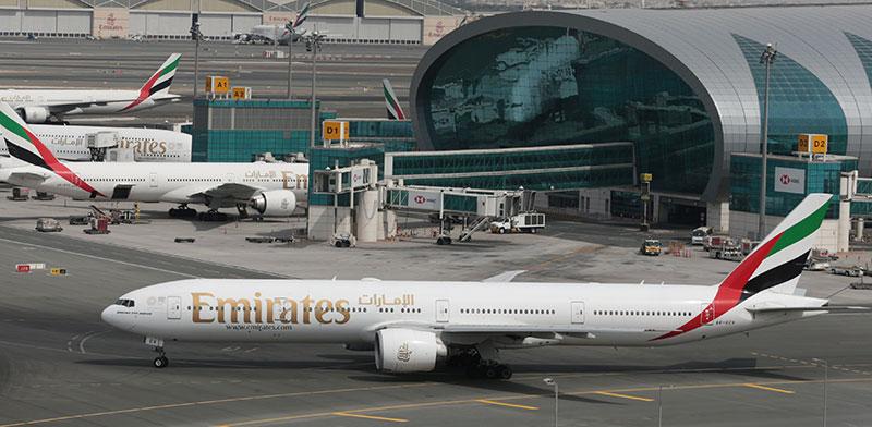 Emirates aircraft  / Photo: Christopher Pike Reuters , Reuters