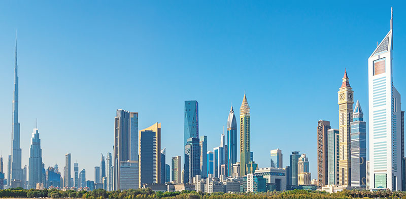 Dubai  / Photo: Shutterstock illustration , Shutterstock.com