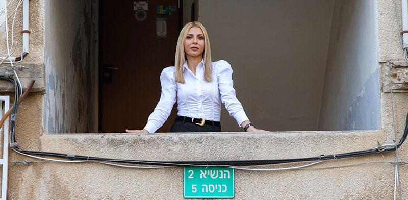 """יפה דיין, מנכ""""לית א.ב התחדשות עירונית / צילום: כדיה לוי, גלובס"""