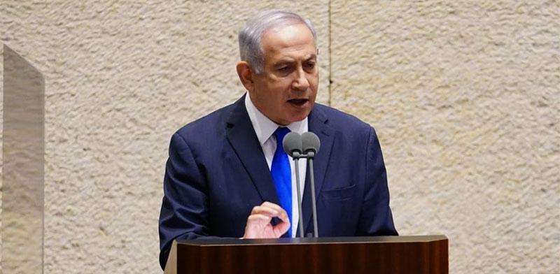 ראש הממשלה בנימין נתניהו / צילום: יניב נדב, דוברות הכנסת