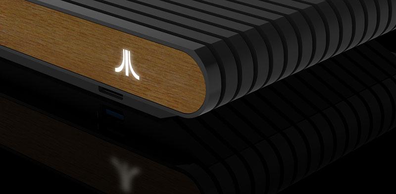 """קונסולת המשחקים החדשה אטארי VCS / צילום: יח""""צ Atari"""