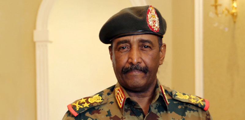 Chairman of the Sovereign Council of Sudan Abdel Fattah el-Burhan  / Photo: Mohamed Nureldin Abdallah, Reuters , Reuters