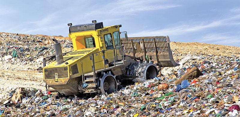 מטמנה בישראל. 14 אלף טון פסולת מוטמנת בישראל בכל יום  / צילום: shutterstock, שאטרסטוק