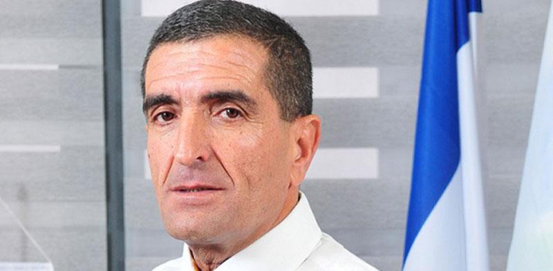 ניסים פרץ / צילום: דוברות נתיבי ישראל