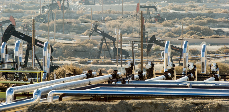 שדה נפט / צילום: shutterstock, שאטרסטוק