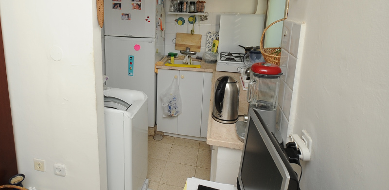 מחסן שמתחזה לדירה  / צילום: איל יצהר, גלובס