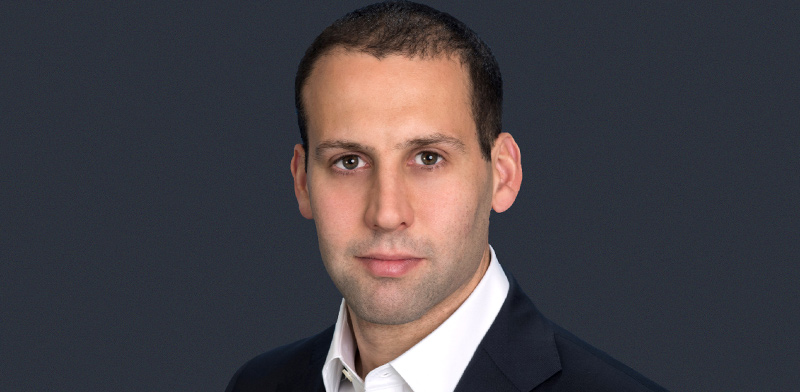 """תומר ראב""""ד. ימונה למנכ""""ל ביקום / צילום: יח""""צ"""