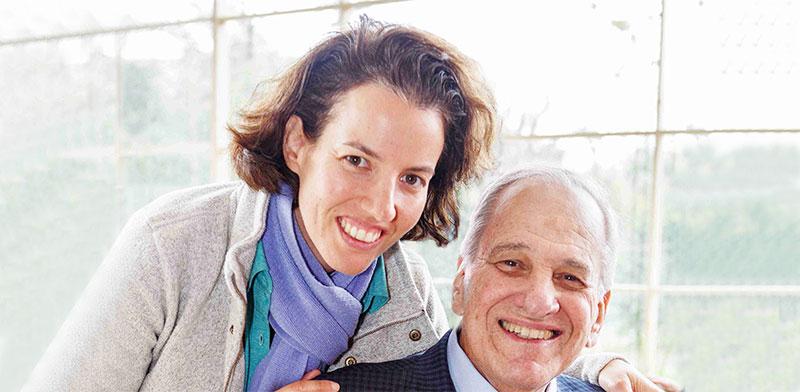אלן ודפנה יגלום / צילום: אורית ארנון