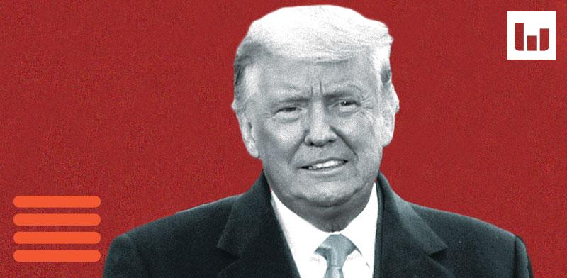 דונלד טראמפ / צילום: Michael Perez, Associated Press