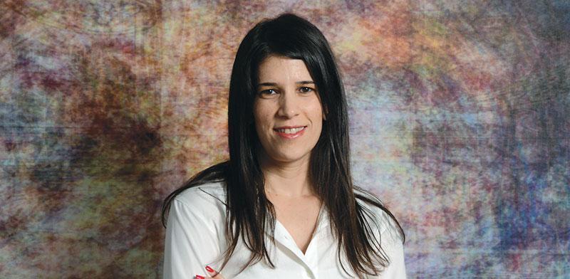 """שרון בן יהודה, מנהלת מחלקת אשראי קמעונאי לנדל""""ן במזרחי טפחות / צילום: איל יצהר, גלובס"""