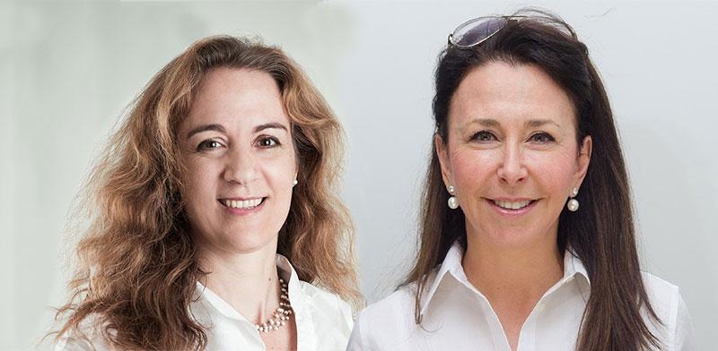 Ruth Palmon and Anna Moshe / Photo: PR