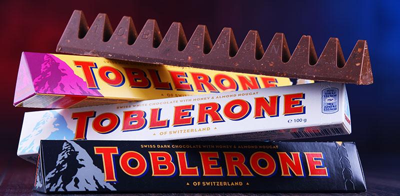 שוקולד טובלרון / צילום: shutterstock