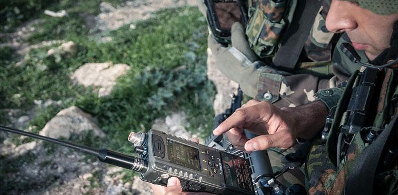 מערכות קשר מסוג E-Lynx של אלביט / צילום: באדיבות אלביט מערכות