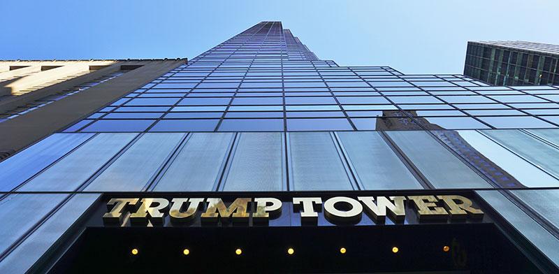מגדל טראמפ, ניו יורק / צילום: shutterstock, שאטרסטוק