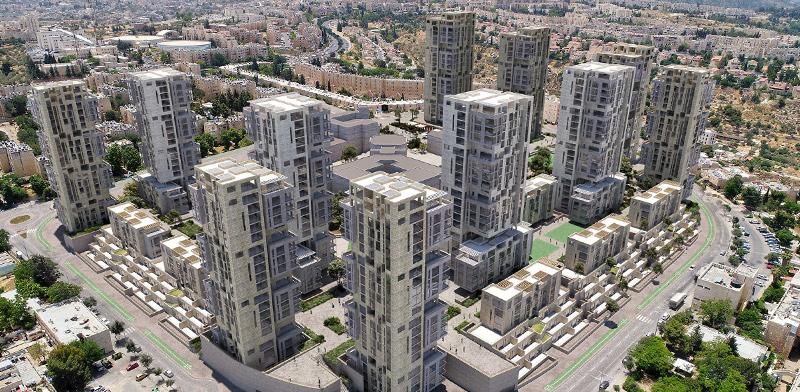 מתחם המרכז הקהילתי בשכונת גילה בירושלים / הדמיה: איי אל וויופוינט