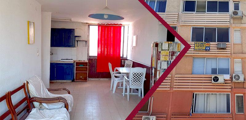 """דירת 3 חדרים, שכונת אופיר, אילת  / צילום: יח""""צ"""