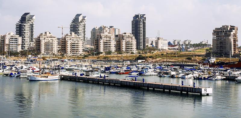טיילת נמל אשדוד / צילום: shutterstock
