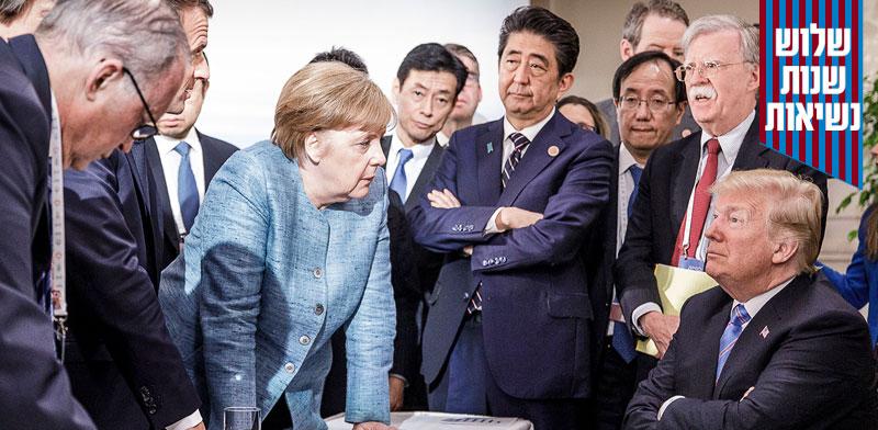 כנס G7 בקנדה, 2018 / צילום: Gettyimages/Anadolu Agency